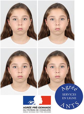 photo identité ANTS permis de conduire les 2 photographes le Vésinet