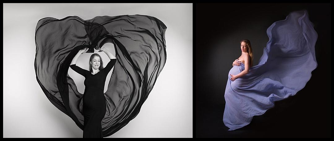 Séance grossesse chez Les 2 photographes