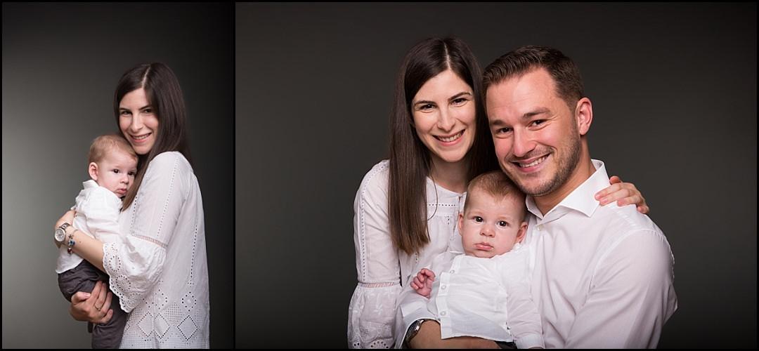"""Séance photo en famille dans notre studio photo au Vésinet """"Les 2 photographes"""""""